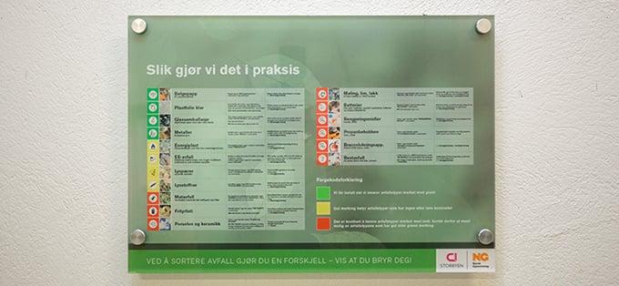 Norsk-Gjenvinning_plakat-for-avfallssortering_Storbyen-kjøpesenter