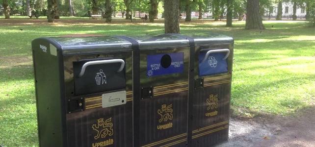 Norsk-Gjenvinning_smarte-avfallsbeholdere_uppsala
