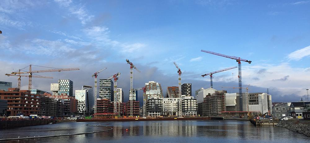 Nytt samarbeidsprosjekt skal skape en mer bærekraftig byggebransje