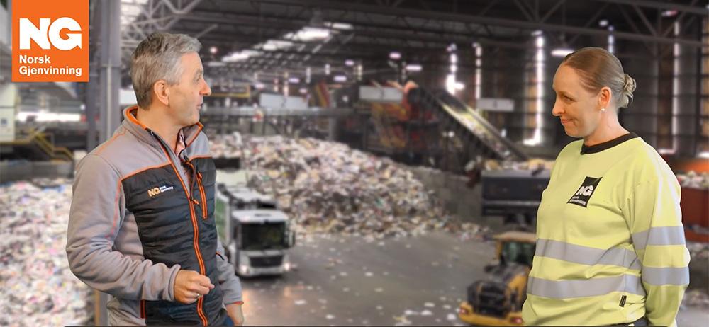 Video: I dag snakker vi om farlig avfall